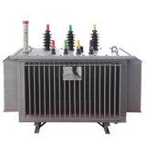 Sh15 10kv Transformateur de puissance / distribution d'énergie amorti à l'amortissement amortisé à l'huile amorphe à trois phases