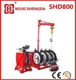 Macchina Shd800/450 della saldatura per fusione di estremità del tubo dell'HDPE