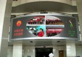Al aire libre a todo color P5 para hacer publicidad del panel de visualización de LED