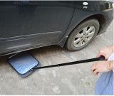 Coche inferior retractable que controla el espejo, bajo examen de la seguridad del coche