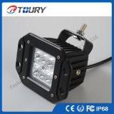 CREE LED de las luces de conducción de 18W LED que trabaja barras ligeras