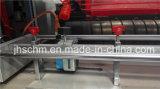 PVC/Fabric/Corrugated/Paper stempelschneidene und faltende Maschine