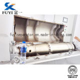 Centrifugador do filtro para o tratamento de Wastewater da indústria