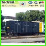 Wagons de wagons de chemin de fer de haute qualité
