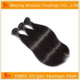 Het rechte Haar van /Virgin van het Haar van de Uitbreiding van de Pruik van het Menselijke Haar Braziliaanse Maagdelijke