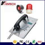 Teléfono barcos de emergencia Control de volumen Knzd-07-K13