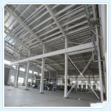 Modernes Stahlrahmen-Zelle-Gebäude des China-Fertighaus-Q235 Q345