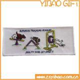 カスタムロゴの高品質のカスタム刺繍パッチ(YB-HD-120)