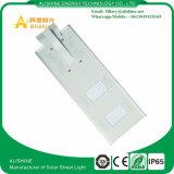 heiße Bewegungs-Fühler-im Freienbeleuchtung alle des Verkaufs-20W in einer Sonnenkollektor-Lampe