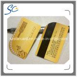 Carte RFID imprimable en plastique personnalisée avec bande magnétique