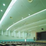 Sound Absorption Ceiling Tile Perforated Ceiling Aluminum Acoustic Ceiling for Meeting Room Using Factory Price