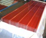 Листы цвета строительного материала стальные для толя и стены