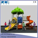 Sicherheits-Kind-Kindergarten-Geräten-Kind-im Freienspielplatz-Gerät