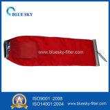 Saco de filtro de pó de tecido para aspiradores de escritório e de escritório