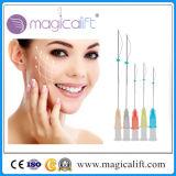 Cuerda de rosca de la elevación del diente de la cara 3D 4D de Pdo del rejuvenecimiento de la piel