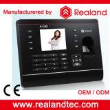 RFID Karten-und Fingerabdruck-Zeit-Anwesenheit mit Kennwort