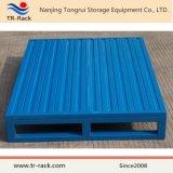 Vier-Richtung flache Stahlladeplatte für Stützladeplatten-Racking