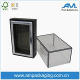 Perfume de la caja del tablero de papel rígido Personalizadas