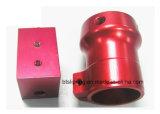 Zubehör-kundenspezifische Aluminiumlegierung-Farbe anodisiert, werfend, CNC-maschinell bearbeitenteile