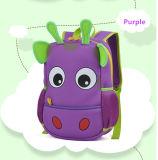 Saco para crianças, estudante da trouxa do neopreno dos desenhos animados dos miúdos