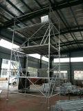 安全なセリウムは装飾のためのアルミニウムアクセスタワーを渡した