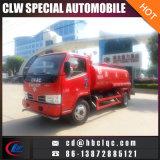 De Tankwagen van het Vuurwater van de Tanker van het Water van de Noodsituatie van Dognfeng van de lage Prijs 5m3