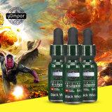La serie Avengers Técnica eliquid de la botella de cristal 15ml De Yumpor 3 mg / 6 mg de nicotina