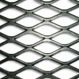 Maille augmentée extensible en métal
