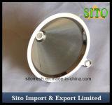 Dripper кофеего, нержавеющая сталь пефорировал фильтр