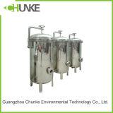 Industrielles 5 des Mikron-pp. Wasser-Filtration-System Kassetten-des Filter-Ss304