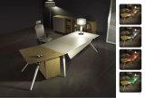 الصين حديثة [أفّيس فورنيتثر] [مفك] خشبيّة [مدف] مكتب طاولة ([نس-نو015])
