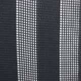 Белая и черная нашивка меньшяя ткань картины решетки