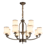 Nuova illuminazione del lampadario a bracci del ferro di stile cinese di disegno 2017 (SL2275-6)