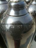 Цилиндр углекислого газа аргона азота кислорода индустрии давления DOT-3AAA высокий