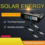 Universal sin hilos solar del sistema del monitor de la presión de neumático del neumático de TPMS