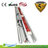 Fábrica de la mejor venta de tubos pendientes 60W LED de luz lineal