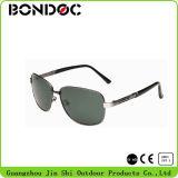 Heiße Formmens-Sonnenbrille-Flieger-Metallsonnenbrillen