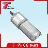 가정 환기 장비를 위한 24V DC 기어 소형 모터