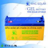 12V 100ah wartungsfreie Solarbatterie für Stromversorgung