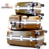 Chubontの旅行またはビジネスのための新しいABSトロリー荷物