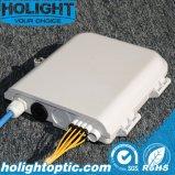光ファイバ2-8ポートの端子箱
