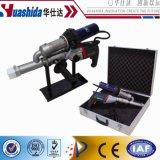 Arma plástico de la soldadura del estirador de la soldadora de PVC/HDPE