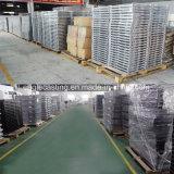 400 tonnes ont coulé couverture personnalisée par machine de réverbère de DEL la première