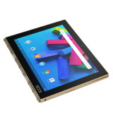 Whosale preiswertes 10 Notizbuch 2 Zoll-Windows-10 in 1 Tablette-Laptop-beweglichem Kursteilnehmer-Notizbuch