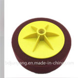 Fabrik-Großhandelsschwamm-Polierrad/Schwamm-Polierplatte/Auto-Polierauflagen
