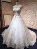 Heißer VerkaufkristallRhinestone im Freien/Hall-Hochzeits-Kleid