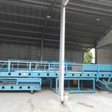 Hba120-110110 Machine à balayer recyclage des déchets