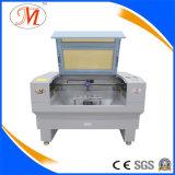Máquina de gravura de coco a laser eficaz com 2 furos de trabalho (JM-960-CC2)