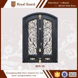 Modèles en aluminium de porte de Moder pour la porte de villa de porte d'appartement de Chambres