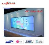 49 pouces plein HD annonçant l'affichage à cristaux liquides Videowall